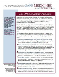 CLICK TO DOWNLOAD THE PSM LEADERS GUIDE FOR DOCTORS