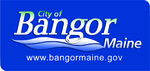 City of Bangor Logo With Web Address(2012)