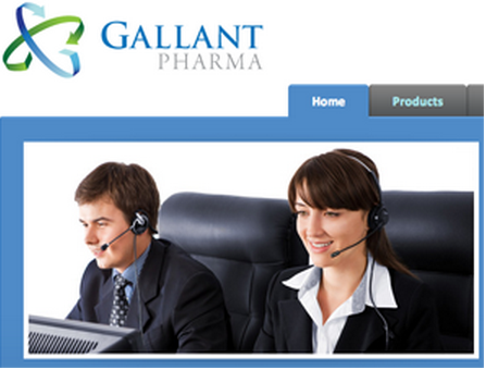 Gallant_Pharma_Webpage