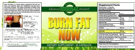 Burn Fat Now 5