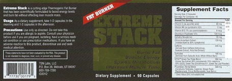 Extreme Stack 8