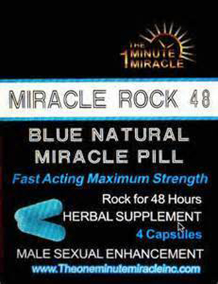 Miracle Rock